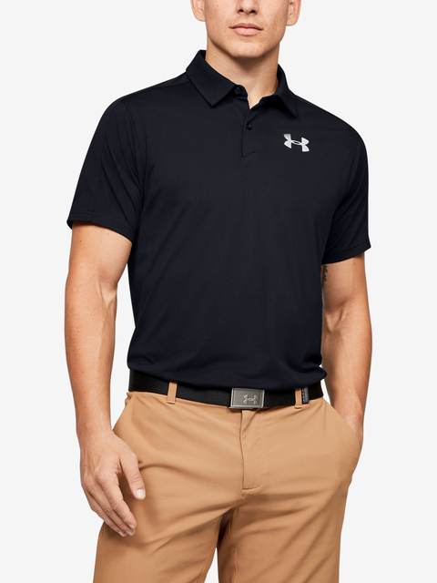 Tričko Under Armour UA Vanish Polo-BLK