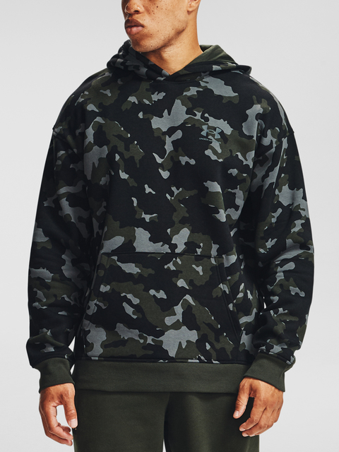 Mikina Under Armour Rival Fleece Camo HD