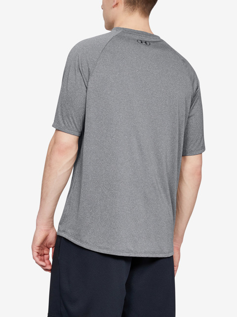 Tričko Under Armour Tech 2.0 Ss Tee Novelty-Gry