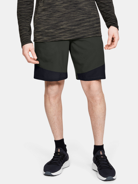 Kraťasy Under Armour Vanish Woven Short-GRN