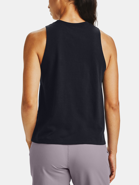 Tielko Under Armour Logo Graphic Muscle Tank
