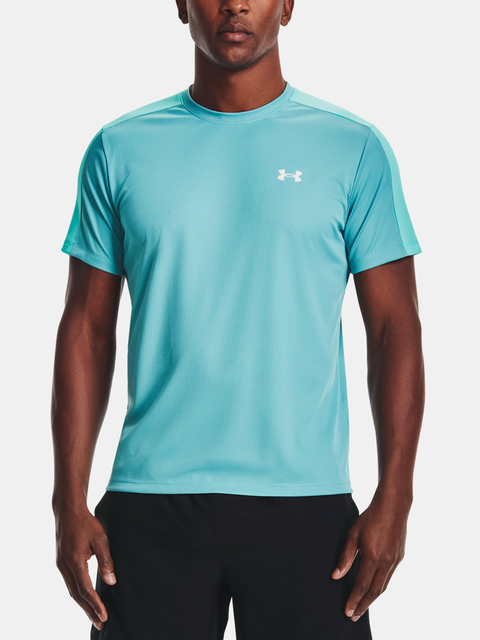Tričko Under Armour Speed Stride Short Sleeve-BLU