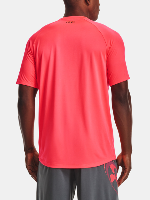 Tričko Under Armour UA TECH 2.0 CIRCUIT SS-RED