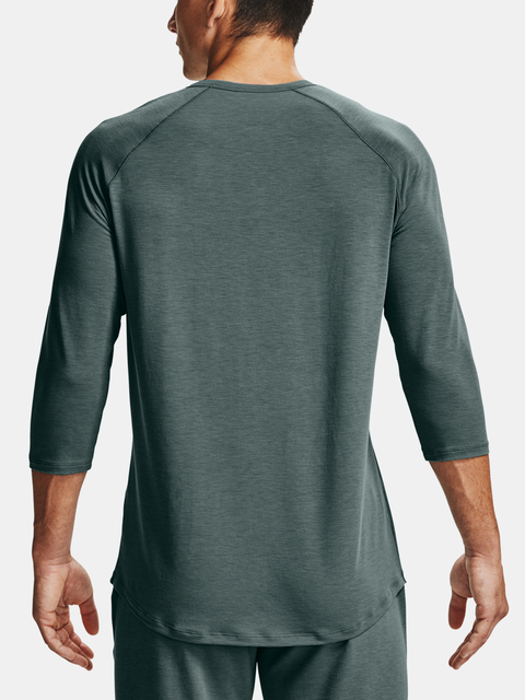 Pyžamo Under Armour UA Recover Sleepwear Henley-BLU