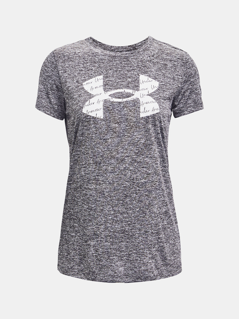 Tričko Under Armour Tech Twist BL SSC-GRY