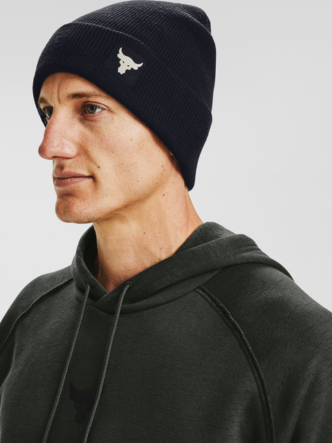 Čapica Under Armour Project Rock Beanie-BLK