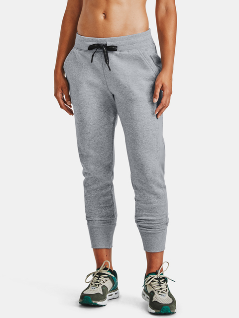 Tepláky Under Armour UA Rival Fleece EMB Pant-GRY