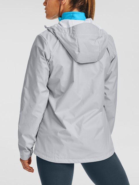 Bunda Under Armour UA Forefront Rain Jacket-GRY