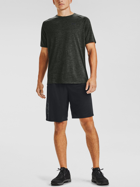 Tričko Under Armour UA Tech 2.0 SS Tee-GRN