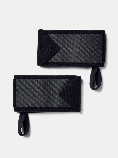 Popruhy Under Armour Project Rock Wrist Wraps-BLK