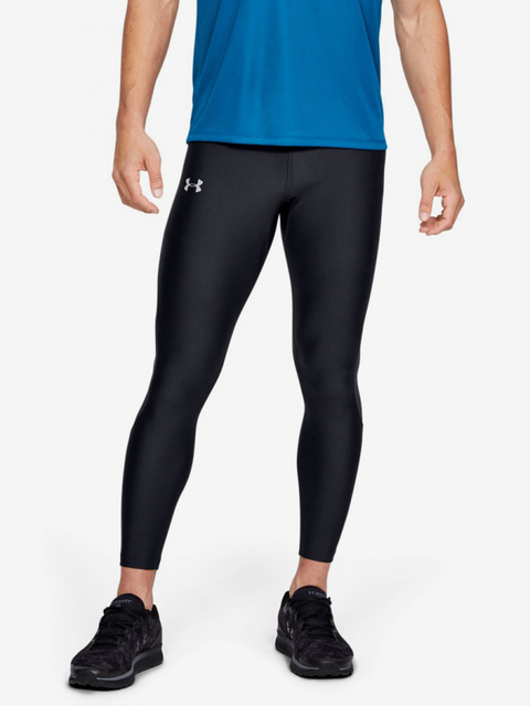 Kompresné legíny Under Armour Speed Stride Tight-Blk