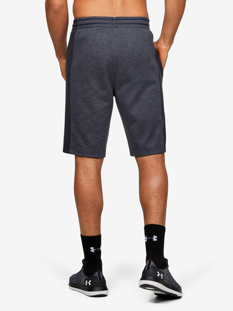 Kraťasy Under Armour DOUBLE KNIT SHORT-BLK