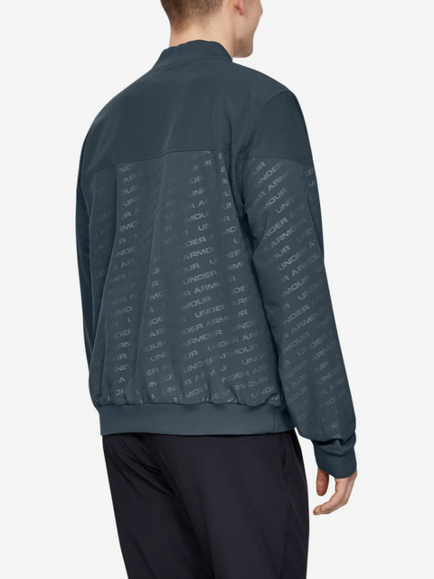 Bunda Under Armour Unstoppable Emboss Bomber-Gry