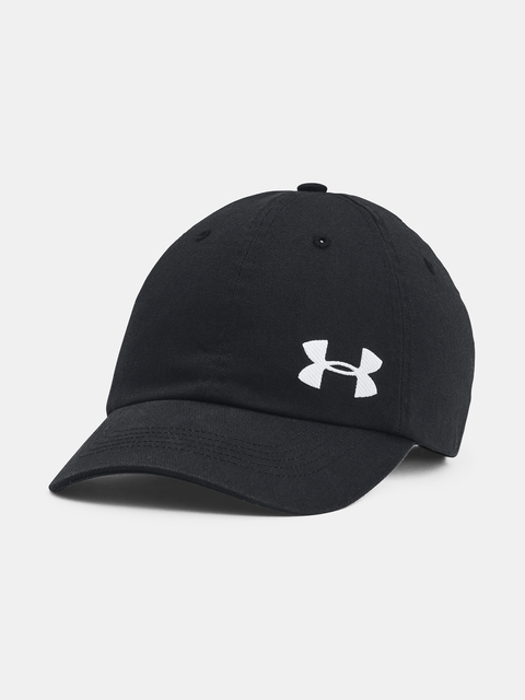 Šiltovka Under Armour Cotton Golf Cap-BLK