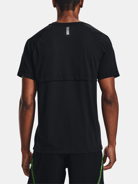 Tričko Under Armour Streaker SS-BLK