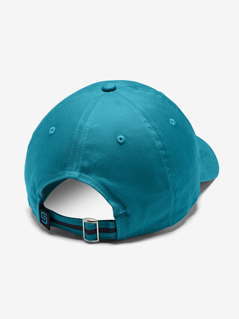 Šiltovka Under Armour Spieth Washed Cotton Cap-BLU