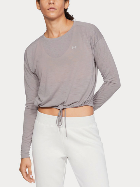 Tričko Under Armour Whisperlight Cropped Cover Up