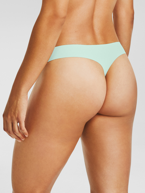 Boxerky Under Armour PS Thong 3Pack Print-BLU
