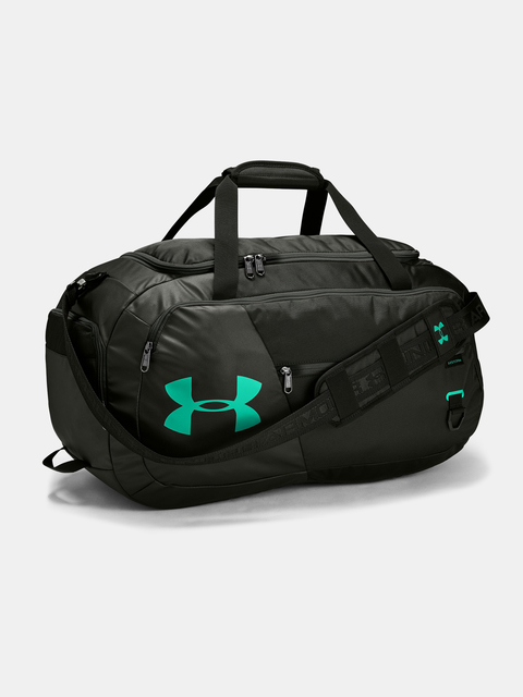 Taška Under Armour UA Undeniable 4.0 Duffle MD-GRN