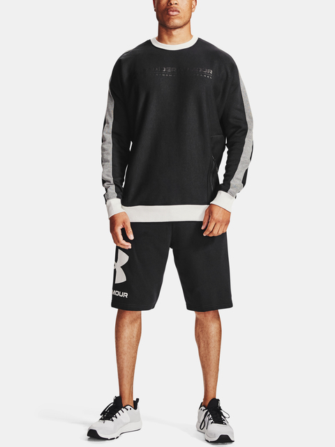 Mikina Under Armour Rival AMP Crew-BLK