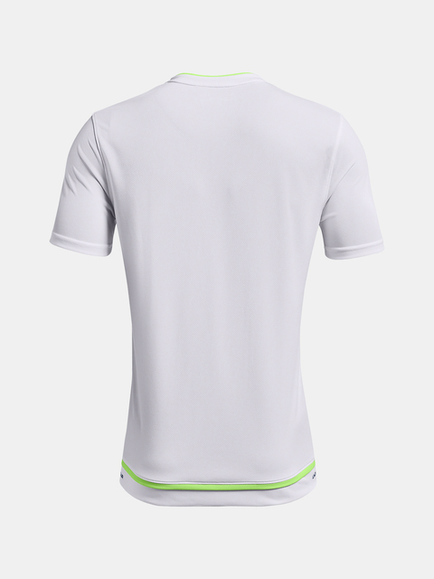 Tričko Under Armour Accelerate Premier Tee-WHT
