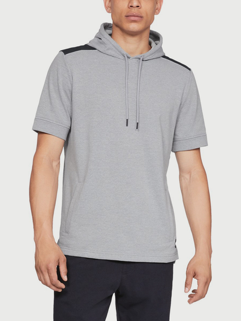 Mikina Under Armour Microthread Terry Ss Hoodie