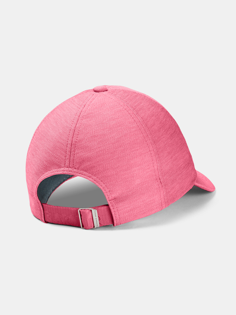 Šiltovka Under Armour UA Heathered Play Up Cap-PNK
