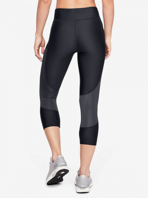 Legíny Under Armour Speed Stride Capri-BLK