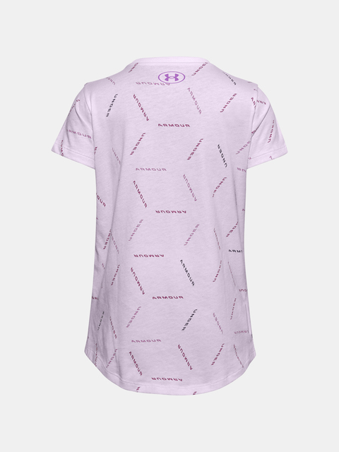 Tričko Under Armour UA Twitch Multi Print SS-PPL