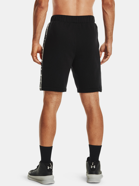 Kraťasy Under Armour UA PERIMETER FLEECE SHORT-BLK