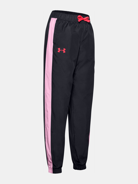 Nohavice Under Armour Lined Woven Pants-BLK