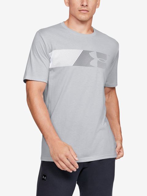 Tričko Under Armour Fast Left Chest 2.0 Ss-Gry