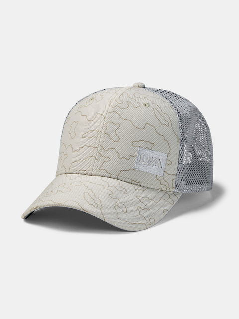 Šiltovka Under Armour UA Men's Blitzing Trucker 3.0-WHT