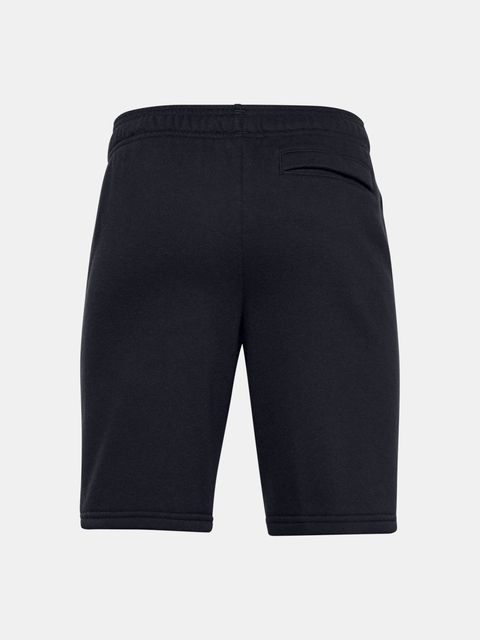 Tepláky Under Armour UA RIVAL FLEECE SHORTS-BLK
