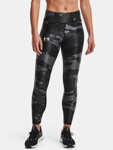 Legíny Under Armour UA Iso Chill Team Legging-BLK