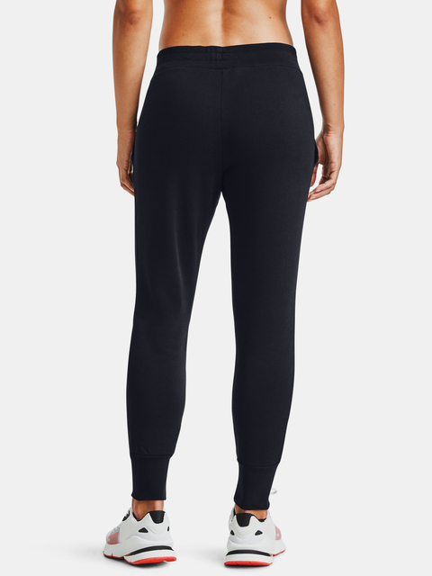 Tepláky Under Armour UA Rival Fleece EMB Pant-BLK