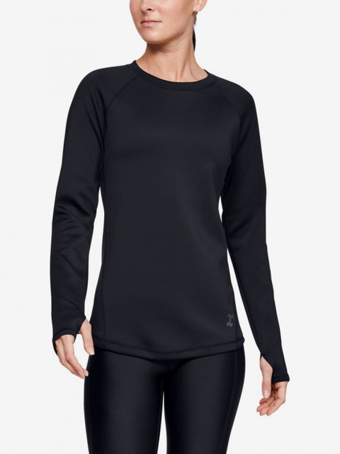 Tričko Under Armour Cg Ls-Blk