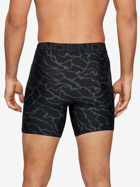 Boxerky Under Armour Tech 6In Novelty 2 Pack