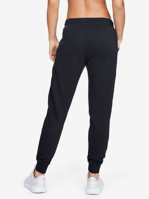 Tepláky Under Armour Rival Fleece Sportstyle Graphic Pant-Blk