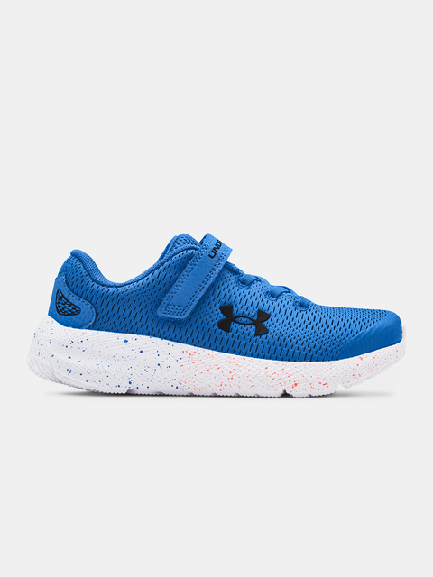 Topánky Under Armour PS Pursuit 2 AC-BLU