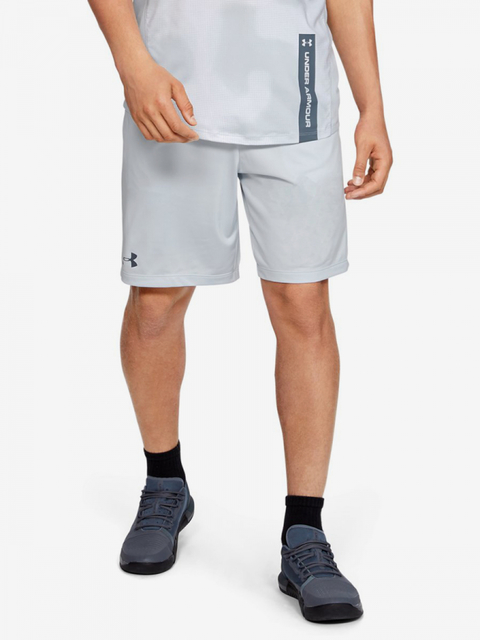 Kraťasy Under Armour Mk1 Short Wordmark-Blk