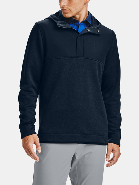 Mikina Under Armour UA Storm SF Hoodie-NVY