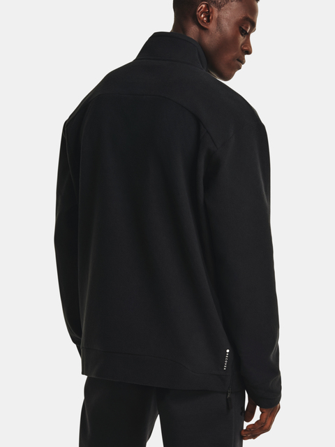 Mikina Under Armour Recover Fleece 1/4 Zip-BLK