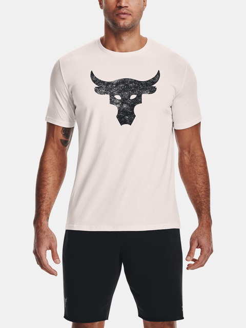 Tričko Under Armour Pjt Rock Brahma Bull SS