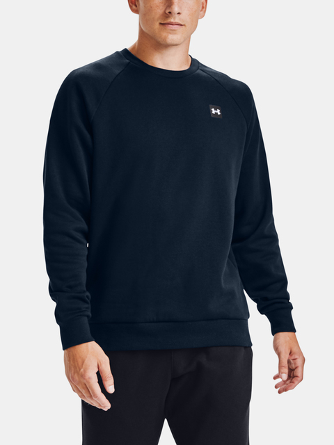 Mikina Under Armour UA Rival Fleece Crew-NVY