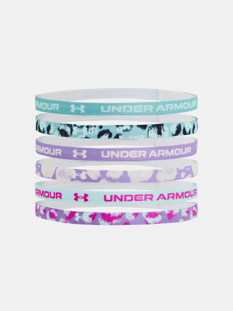 Čelenky Under Armour Girls Graphic HB (6pk)-BLU