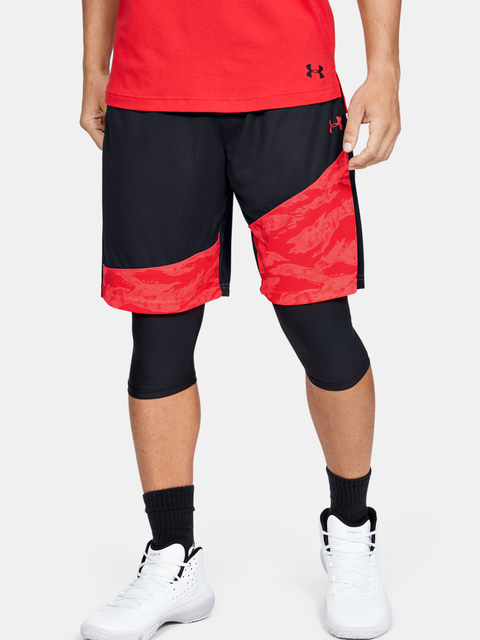Kraťasy Under Armour Baseline 10IN Short-BLK