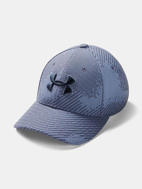 Šiltovka Under Armour Boy's  Printed Blitzing-BLU