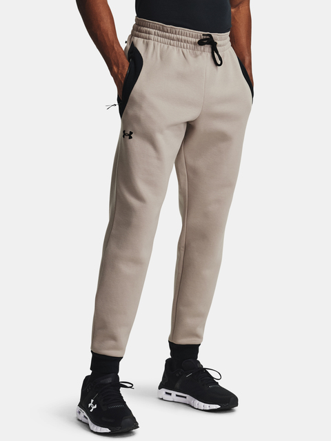Nohavice Under Armour Recover Fleece Pant-BRN