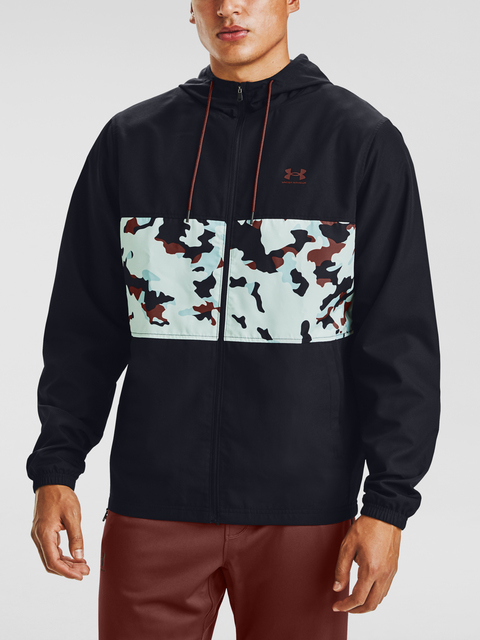 Bunda Under Armour UA Sportstyle Wind Camo Jkt
